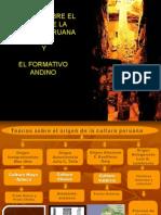 Formativo y Primer Desarrollo Regional