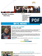 June News From Eagle River Youth Coalition