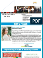 May News From Eagle River Youth Coalition