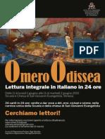 Lettura Odissea Venezia