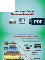Automatizacion y Control Sistemas Produccion