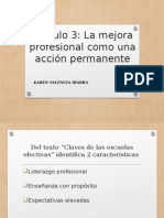 Karen Valencia Módulo 3 La Mejora Profesional