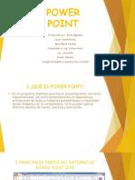 Presentación Power Point 2604