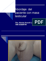 Abordaje Del Paciente Con Masa Testicular