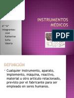 Instrumentos Médicos Sofia