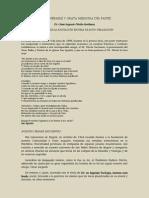 A La Venerable y Grata Memoria Del Padre Dr. César Augusto Dávila Gavilanes