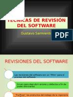 Tecnicas de Revision de Software