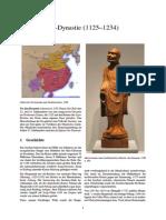 Jin-Dynastie (1125–1234)