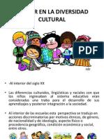 Educar en La Diversidad Cultural