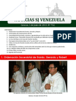 Noticias SJ Nº 752