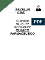Curriculum Viteeeae Vladimir Sanchez Rodriguez