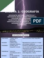 Bal. 1 Geografia
