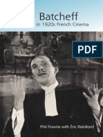 Powrie, Phil - Pierre Batcheff and Stardom in 1920s French Cinema