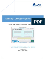 Manuales Hidrologicos ANA
