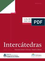 REVISTA INTERCÁTEDRAS DERECHO PENAL N° 1