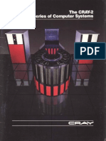 The Cray2 Series of Computer Systems