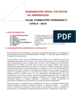 Prog Anual Ffcc 4-Rutas 2015