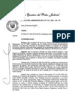 ICA Unidad Ejecutora