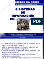 2 Sistemas de Informacion en La Empresa