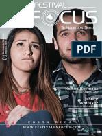 Revista FESTIVAL ENFOCUS 2014 CR