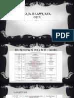 Presentasi PJ Gor Fix
