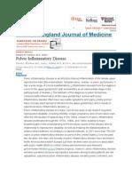 Pelvic Immflamtion Disease