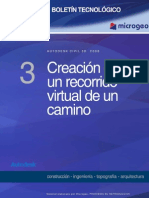 Creacion de un recorrido virtual de un camino.pdf