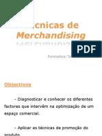 Técnicas de Merchandising Manual