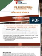 Resumen de evaluación de daños ocasionados por el sismo del 26/06/2001. Ilo - Moquegua