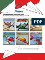 Planes Paper Planes