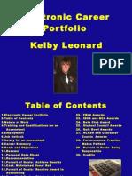 Electronic Career Portfolio Revised