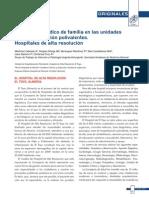 Papel Medico Familiar en las Unidades Hospitalizacion Polivalentes