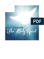 7 Days with the Holy Spirit