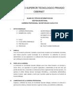tpicos Informticos de Gestin  - Secretariado