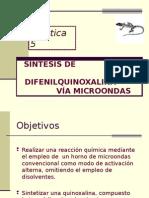 8748497 Sintesis de 2 3 Difenilquinoxalina via Microondas