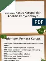 Contoh Kasus Korupsi Dan Analisis Penyebabnya