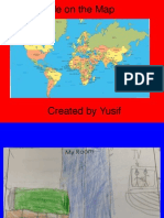 yusifs me on the map
