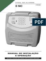 Manual Da Central Do Alarme Flex 470