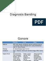 Diagnosis banding GO