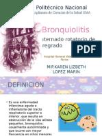 Bronquiolitis Ped