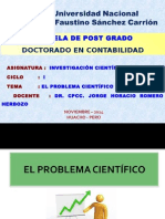 EL PROBLEMA CIENTIFICO DOCTORADO.ppt