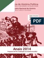Anais 2014 Semana de Historia Politica Uerj