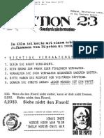 Flugblatt 2 Treffen Aktion 23