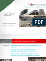 07 Presentaci n Tecnolog a Del Hormig n ADITIVOS (1)