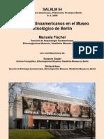 Fondos latinoamericanos en el Museo Etnológico de Berlín