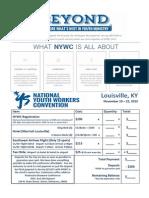NYWC Registration
