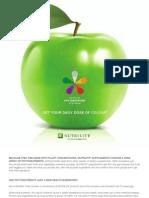 Phyto Nutrient Color Brochure (Nutrilite)