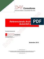 Como Preparar Archivos de AutoCAD Para Referenciarlos en Revit