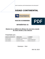 Estadistica II Primer Informe- Grupal