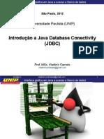 JDBCe SQL - Prof Vladimir Camelo